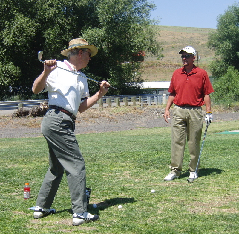 golf instruction beginners